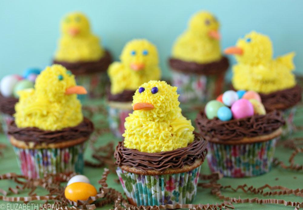 Cupcake Chicks